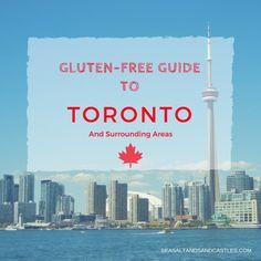 Gluten-free Guide to Toronto - Sea Salt and Sandcastles Toronto Neighbourhoods, Gluten Free Buns, Gluten Free Restaurants, Free Groceries, Go To New York, Downtown Toronto, Local Attractions, Toronto Canada, Canada Travel