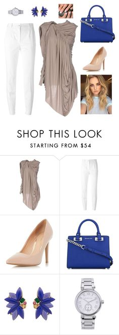 """""""Untitled #888"""" by azra-99 ❤ liked on Polyvore featuring Rick Owens Lilies, Dolce&Gabbana, Dorothy Perkins, MICHAEL Michael Kors and Oscar de la Renta"""