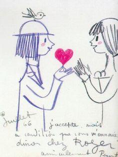 L'amore secondo Peynet
