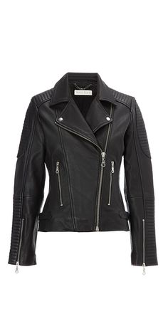 Womens Leather Clothing, Leather Jackets & Leather Skirts from Whistles