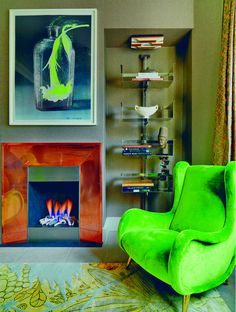 Have a lovely psychedelic Wednesday!!!! Decorator Jenny Lyn Hart Boden