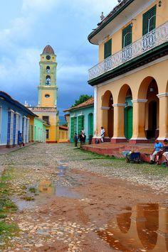 """vivalatinamerica: """" Trinidad, Cuba (Source) """""""