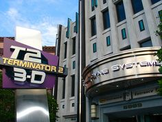Terminator 2 3-D Ride Universal Studios... must take the boys to see this and watch what their daddy created (Pete did all the games etc for Universal Studios Terminator)