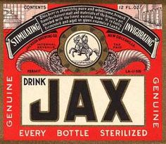 Jax Beer, New Orleans