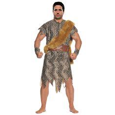 Cave Dweller Plus Size Cave Man Costume   BuyCostumes.com