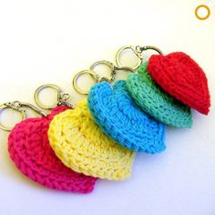 Örgü anahtarlık yapımı - Kalp anahtarlık yapımı #örgü #örgümodelleri #crochet #crochetpatterns #tığişi #tığişimodelleri #anahtarlik #örgükalp #kalp #amigurumi #amigurumidoll #örgümodelleri #örgümodelleriveyapılışları Crochet Keychain Pattern, Diy Accessoires, Work Gifts, Office Gifts, Crochet Gifts, Crochet Teacher Gifts, Crochet Accessories, Stocking Stuffers, Crochet Projects