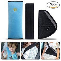 Enfants et Bébés · URAQT Oreiller Amovible, Voiture Ceinture de  Sécurité,Coussinets d Epaule de Voiture pour fed0bbb71a6