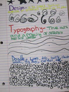 5th Grade Art Journals   ThinkCreateArt