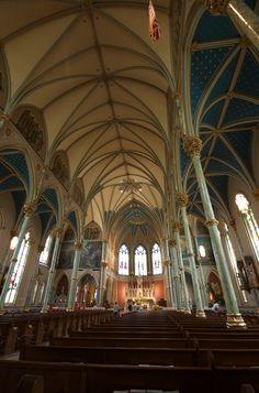 Cathedral of St. John the Baptist, Savannah