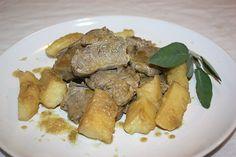 Bocconi di agnello alla senape dolce