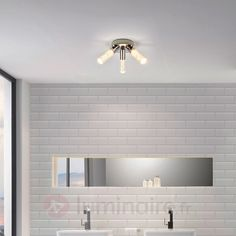 3 Light Duncan Bathroom Ceiling Light Led with regard to dimensions 1800 X 1800 Bathroom Led Lighting - The toilet is a very important room that needs to Bathroom Ceiling, Led Lights, Lighted Bathroom Mirror, Lamps Fixtures, Modern Bathroom Lighting, Wall Mounted Lamps, Round Mirror Bathroom, Ceiling Lamp, Ceiling Lights
