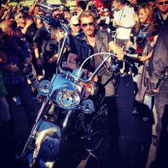 toutes les motos de johnny