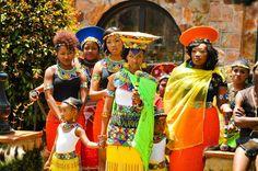 South African Wedding #genarations