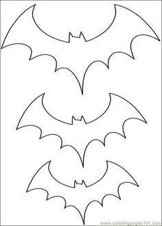 7 Pics of Free Printable Bat Coloring Pages   Printable Bat ...