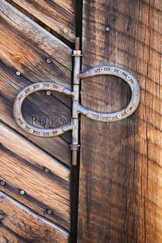 Horseshoe Gate & Barn Door Hinge
