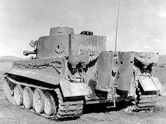 https://flic.kr/p/f1gD8z | Panzerkampfwagen VI Tiger rear with door open | Panzerkampfwagen VI Tiger rear with door open