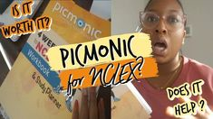 In this video, Simply Shai dives into the new Picmonic NCLEX workbook and study guide!