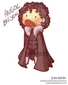 Jon Snow <3 // Game of Thrones cosplay group http://www.gameofthronescosplay.com | by Sara Manca http://heiligershadowfax.deviantart.com/