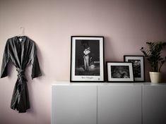 Rosa väggar