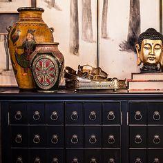 Espaço India na Liv.in Company! #indian #interiors #interior #decoração #design #decoration