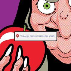 POP ICON - Unsafe Apple