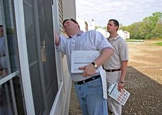 HousesFast: When buying foreclosed homes a thorough inspection is needed.
