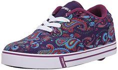 Heelys Launch Shoes - Purple/Paisley Print - http://on-line-kaufen.de/heelys/kids-13-heelys-launch-shoes-purple-paisley-print