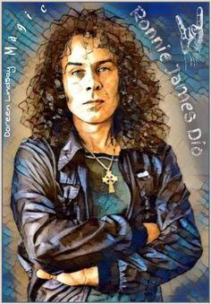 Ronnie James DIO......