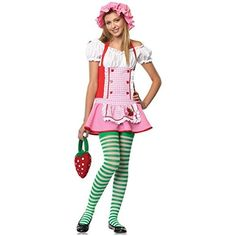 Looking for the perfect Gsg Country Girl Teen Junior Preteen Strawberry Shortcake Halloween Costume? Please click and view this most popular Gsg Country Girl Teen Junior Preteen Strawberry Shortcake Halloween Costume. Hallowen Costume, Halloween Kostüm, Halloween Outfits, Costume Ideas, Strawberry Shortcake Halloween Costume, Strawberry Shortcake Cartoon, Girl Costumes, Adult Costumes, Leg Avenue