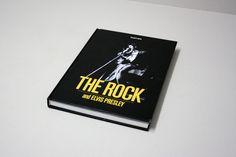 Rock and Elvis Presley by Sergio Ortiz Ruiz, via Behance