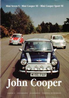 Mini Cooper - John cooper