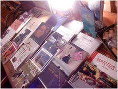 Exhibición de cuentos contemporáneos en la #CatadeLibros