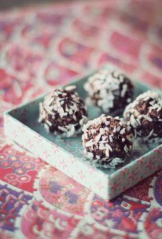 Sjokoladebollar