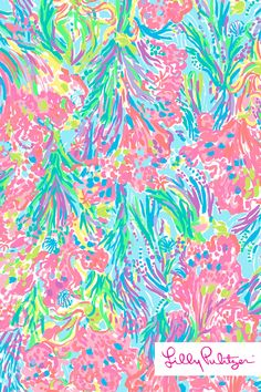 Lilly Pulitzer - Palm Beach Coral