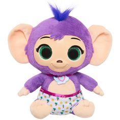 Plush Animals, Cute Baby Animals, Stuffed Animals, Disney Junior, Disney Jr, My Busy Books, My Little Nieces, Kids Laughing, Little Monkeys