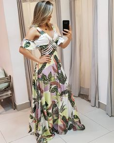 Image may contain: one or more people and people standing Dress Outfits, Fashion Dresses, Cut And Style, Indian Dresses, African Fashion, Homecoming Dresses, Dress To Impress, Designer Dresses, Dress Skirt