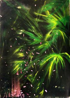 Graphic Prints, Art Drawings, Northern Lights, Artist, Artwork, Nature, Painting, Travel, Photo Illustration