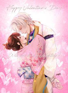 Anime Guys, Manga Anime, Midnight Cinderella, Sengoku Period, Kamisama Kiss, Bad Romance, Couple Cartoon, Japanese Men, Cute Anime Couples