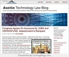 Austin Technology Law Blog : Texas Technology Lawyers & Attorneys for Copyright, Trademarks & Software Licensing in Houston, Dallas & Austin TX - Click to visit blog:  http://1.33x.us/Ix6jiR