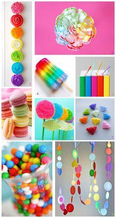 Jolijn Design: Pin Post - regenboog!