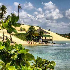 @rnatural_ - E para começar a semana, a praia que é linda de todos os ângulos: Genipabu. And to start the week, a beach that is beautiful from all angles: Genipabu. Photo: @soniareginademacedo. #RNatural #Genipabu #Extremoz #RioGrandeDoNorte #RN #Natal #Nordeste #Brasil #Mtur #Turismo #DicasdeViagem
