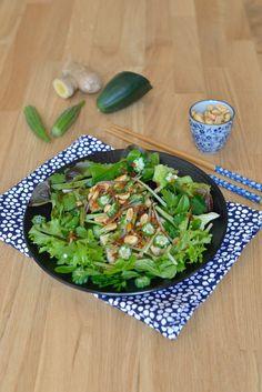 Salade de Tofu - Safran Gourmand
