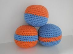 Ravelry: Juggling Balls pattern by Jacqui Delaney