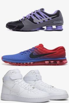 Take A Look At This On Ladies New Sneakers New Sneakers, Air Max Sneakers, Sneakers Nike, Ladies Sneakers, Men Tips, Shoe Sites, Jogging, Nike Air Max, Pairs