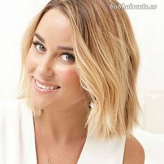 20 Best Lauren Conrad Bob Haircuts #BobHaircuts