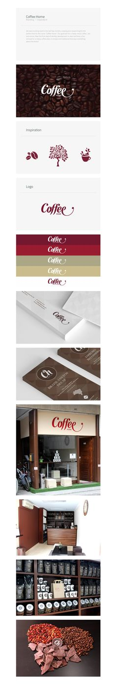Semilla typeface in use. www.sudtipos.com  Coffee Home #identity #packaging #branding PD