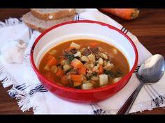 Majd a Buday megmondja! A nagyi gulyáslevese egészségesebben Thai Red Curry, Soup, Cukor, Ethnic Recipes, Youtube, Cream Soups, Soups, Youtube Movies, Chowder