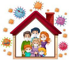Stay home to prevent coronavirus , Circus Theme Classroom, Classroom Welcome, Classroom Decor, Teacher Cartoon, School Cartoon, Art Activities For Kids, Art For Kids, Board Game Themes, Preschool Decor