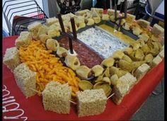 Super Bowl Food: 11 Amazing Snack Stadiums