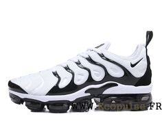 info for db813 91d21 Nike Air VaporMax Plus 2018 Chaussures Bleached Aqua TN Pas Cher Homme Noir  Blanc 924453-